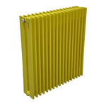 Радиатор КЗТО Параллели В 2 -1750-10 шаг 25 нп RALTP26X-M215249005