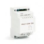 Промежуточное реле для коммутации мощных нагрузок РМ-01 GSM DIN БАСТИОН