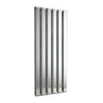 Радиатор-полотенцесушитель IRSAP STEP V вертикальный 600/670, водяной, cod.50, цвет хром