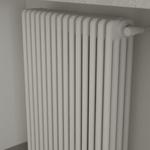 Cтальной трубчатый радиатор IRSAP RT4 0500, количество секций 35, цвет 01, подключение 02