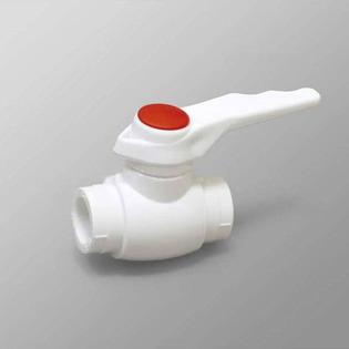 Шаровой кран Fusitek для горячей воды, диаметр: 25мм