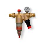 """Фильтр BWT-Avanti-HWS 1"""" PN 16 c ручной обратной промывкой"""