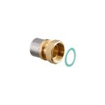 Пресс-концовка Oventrop Cofit P 32 х 3,0 мм х G 1¼ НГ с плоским уплотнением