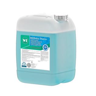 Средство Wellness Therm для профилактической обработки воды и предотвращения роста водорослей 10 л