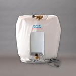 Электрический накопительный водонагреватель OSO Flexi FX 120 2+(2) кВт/ 230В