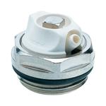 """Воздухоспускной клапан Hummel G3/8"""" привод в действие с помощью ключа, поворотная пластиковая крышка"""