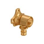 """Водорозетка Uponor Smart Aqua Q&E RP 20-RP1/2""""ВР под планку"""