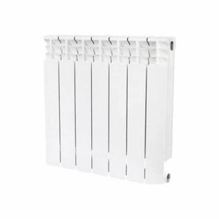 Радиатор биметаллический STOUT Space 500, 7 секций боковое подключение