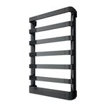 Радиатор-полотенцесушитель IRSAP STEP-B 1240/600, водяной, cod.2E, цвет черный хром