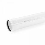 Канализационная труба Rehau 50/1000 мм