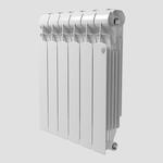 Секционный биметаллический радиатор Royal Thermo Indigo Super 500, количество секций 1
