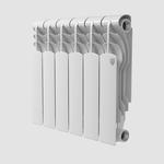 Секционный биметаллический радиатор Royal Thermo Revolution Bimetall 350, количество секций 1
