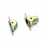 Комплект запрессовочных тисков REHAU H1/H2,E2,A3,A-light2, для труб 25/32 (цвет: золотисто-желтый)