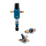 Фильтр BWT F1 3/4 с модульным подключением и ручной обратной промывкой