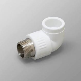 Угол Fusitek 90° комбинированный НР, диаметр: 32Х1мм