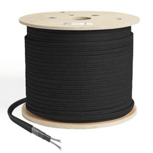 Саморегулирующийся кабель для обогрева Ergert ETSG-225, 25 Вт/м, 250м катушка