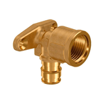 Водорозетка Uponor Smart Aqua Q&E RP 16-1/2