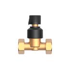 """Байпасный клапан Grundfos для насосной группы, l=65мм с гайками G3/4"""""""