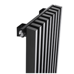 Радиатор КЗТО Параллели В 1-2000-10 шаг 25 нп прав RAL9005