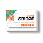 Отопительный GSM контроллер ZONT SMART на стену и DIN-рейку