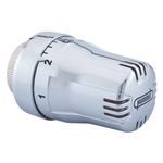 Термостатическая головка Hummel M30 x 1,5 с нулевым положением, жидкостным встроенным сенсором, хром
