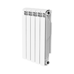 Радиатор алюминиевый Теплоприбор AR1-350/1 секция