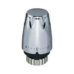 Термостатическая головка Heimeier DX, 6-28°C, настройки 1-5, хромированная