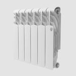 Секционный алюминиевый радиатор Royal Thermo Revolution 350, количество секций 1