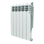 Секционный биметаллический радиатор Royal Thermo Vittoria 500, количество секций 1