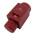 Термостатическая головка Schlosser SQUARE M30x1,5 SH, Ral