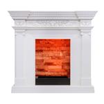 Деревянный портал Dimplex Amalfi 1049х1150х390 - белый дуб