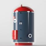 Электрический промышленный водонагреватель 9BAR SE 1000 / 10 БАР