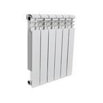 Алюминиевый радиатор Rommer Profi 500, 1 секция