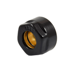 Резьбовое соединение Schlosser для медных труб чёрное GW 3/4 x 15мм