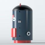 Электрический промышленный водонагреватель 9BAR Optima SE 1000 / 10 БАР