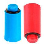 """Водопроводная пробка-заглушка HL синего цвета, 3/4"""" Н, HL42.B"""