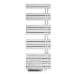 Радиатор-полотенцесушитель IRSAP SOUL AIR 1054/550, электрический, высота 1054 мм, длина 550 мм, цвет белый