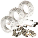 Трубы металлопластиковые и фитинги к ним