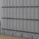 Uponor Plaster - не только на пол, но и на стену и потолок