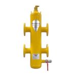 Гидравлический сепаратор Spirocross/фланцевое соединение/сталь 37, артикул XC080F