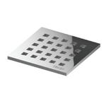 """Декоративная решетка """"quadratum"""" TECEdrainpoint S 100 мм, 366 50 06"""