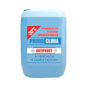 Теплоноситель PRIMOCLIMA ANTIFROST на основе пропиленгликоля, масса брутто - 50 кг (антифриз для систем отопления)