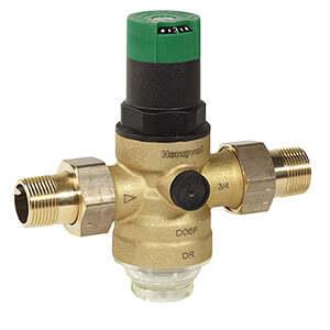 Редуктор Honeywell D06 F для холодной воды  - 2 A