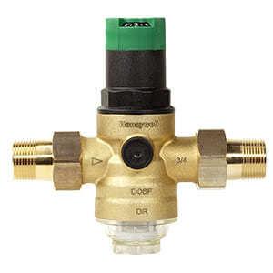 Редуктор Honeywell D06 F для горячей воды - 3/4 B