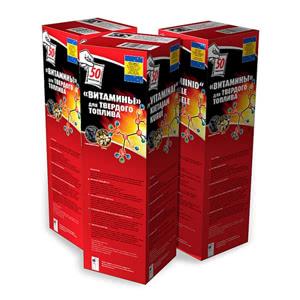 """HANSA """"Витамины"""" для твердого топлива (для улучшения горения), 1 кг, 4779022360367"""