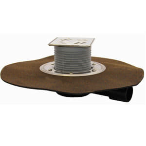 Трапы HL для балконов и террас с гидроизоляционным полимербитумным полотном HL90H.2-3000