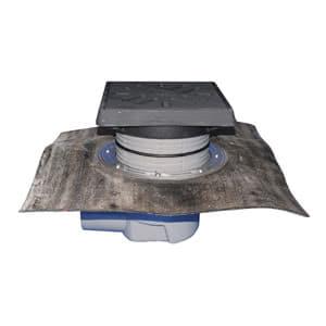 Трап HL для гаража, двора с гидроизоляционным полимербитумным полотном HL615.1H