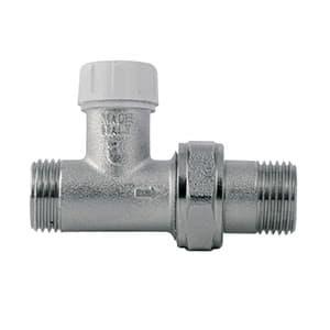 ITAP 297 1/2  Прямой запорный клапан, НР