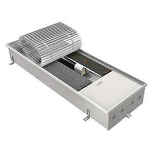 Внутрипольный конвектор EVA KBO100-3000 с вентилятором, теплоотдача 6757 Вт