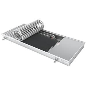 Внутрипольный конвектор с вентилятором EVA KB.75.403.900, 1551Вт
